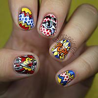 Du nail-art