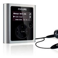 Un lecteur MP3 Philips