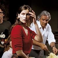 """Francesca dans """"Le grand appartement"""""""