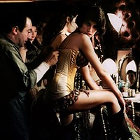 """Marion, prostituée, dans le film """"Rue des plaisirs"""""""