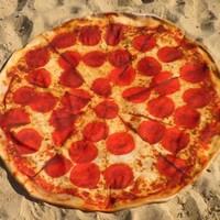 La serviette pizza peperoni