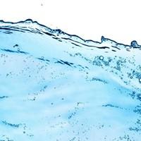 De l'eau plate