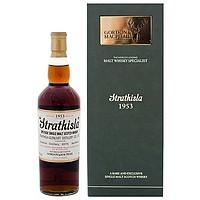 Une bonne bouteille de scotch