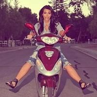 En scooter