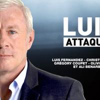 Luis attaque!