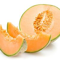 Le melon Cantaloup ou brodé (le plus consommé)