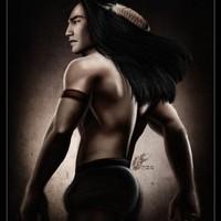 Kocoum de Pocahontas
