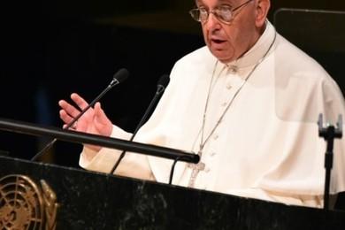 Qu'avez-vous pensé du discours du pape à l'ONU?Suivez-le ici: http://bit.ly/1PBF6j0 Votez les amis!