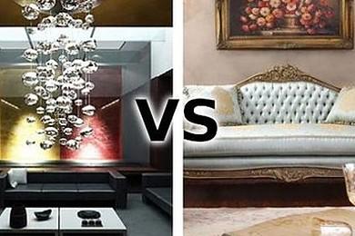 Vous préférez la décoration moderne  ou antique?