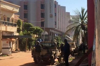Prise d'otage à l'hôtel Radisson de Bamako