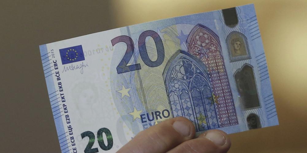 Le relooking secure du billet de 20 euros