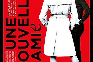 """Envie de  voir Romain Duris en femme dans le nouveau film de François Ozon """"Une nouvelle amie?"""""""