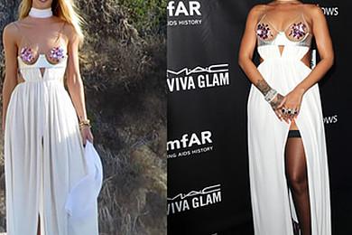 Qui porte le mieux cette robe?