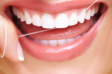 Utilisez-vous du fil dentaire?