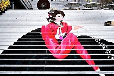 Le monde regorge de magnifiques...escaliers! En voici un petit échantillon! Vote pour ton favori!