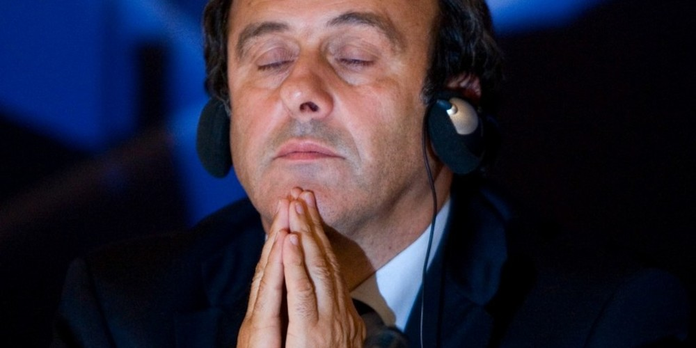 8 ans de pilori pour Platini