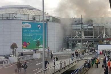 Explosions au plat-pays