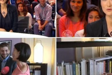 Hier l'émission du Petit Journal a visité Fleur Pellerin. Votre ministre de la culture favori ?