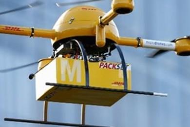 Lorsque vous avez su que vous pourriez vous faire livrer par drones quelle a été votre réaction?