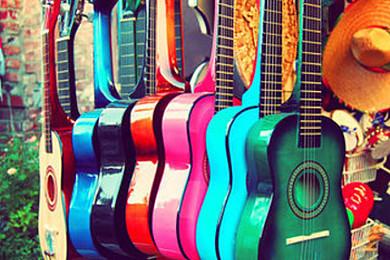 Lequel de ces instruments à cordes (pincées) est ton favori?