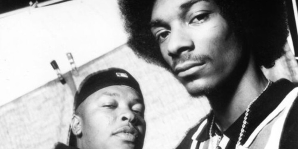 Snoop Dogg, Dr Dre et Michel Berger
