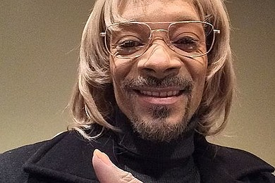 Snoop Dog en blond t'as aimé?