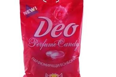 Le progrès n'a pas de limite!Voici les bonbons à la rose qui parfumeront délicatement vos aisselles!