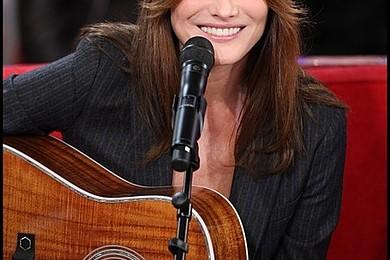 Pensez-vous que Carla Bruni chante juste?