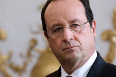 François Hollande : l'indompté, indomptable.