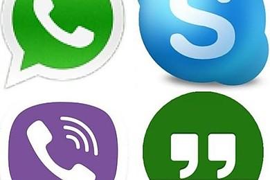 Comment préférez-vous joindre vos proches? Avec quelle application?