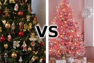 Vous préférez un sapin traditionnel ou un sapin fantaisie pour Noël?