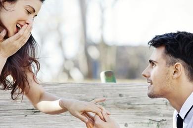 A quel moment aimeriez vous que votre compagnon vous demande en mariage?