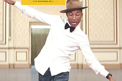 "Quand tu entends la chanson ""Happy"" de Pharell Williams, il se passe quoi dans ta tête?"