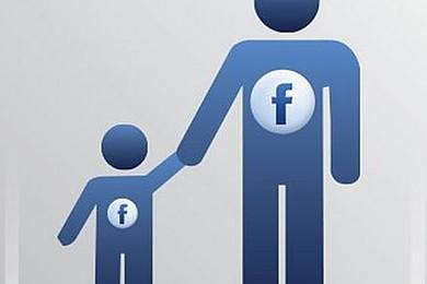 Quel est cet étrange phénomène qui pousse les parents à s'inscrire sur les réseaux sociaux?