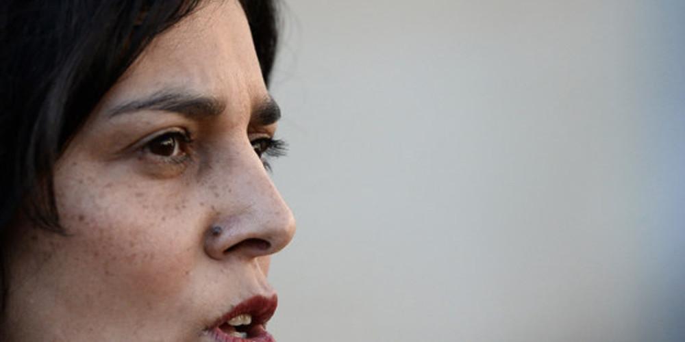 Une femme de loi sans foi en ses citoyens