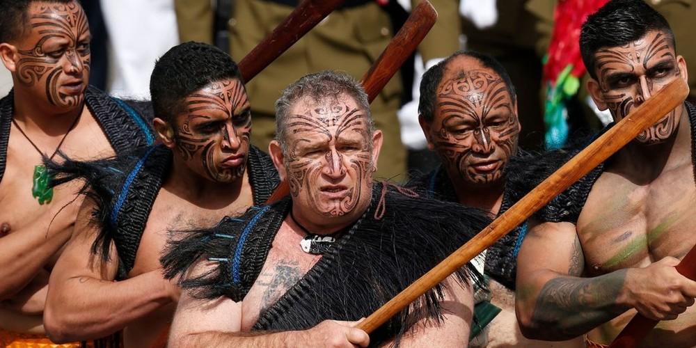 Les Maoris de la Bastille