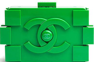 Oui, c'est un sac Chanel...Quelle serait votre réaction si on vous offrait ce sac Chanel ?