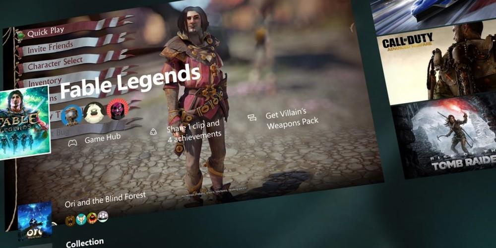 La nouvelle interface de la Xbox avec Windows 10 est arrivée !