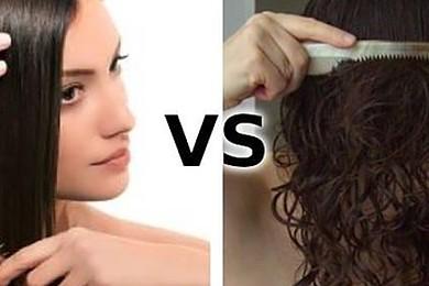 Vous vous coiffez avec une brosse ou avec un peigne?