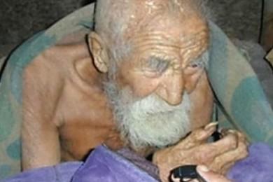Un homme de 179 ans a été découvert en Inde!
