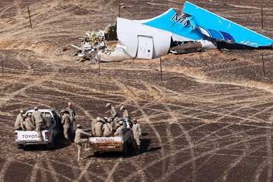 Ô russe, suspends tes vols dans le Sinaï égyptien