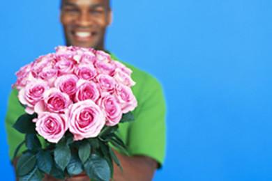 Vous trouvez ça romantique d'offrir des fleurs?