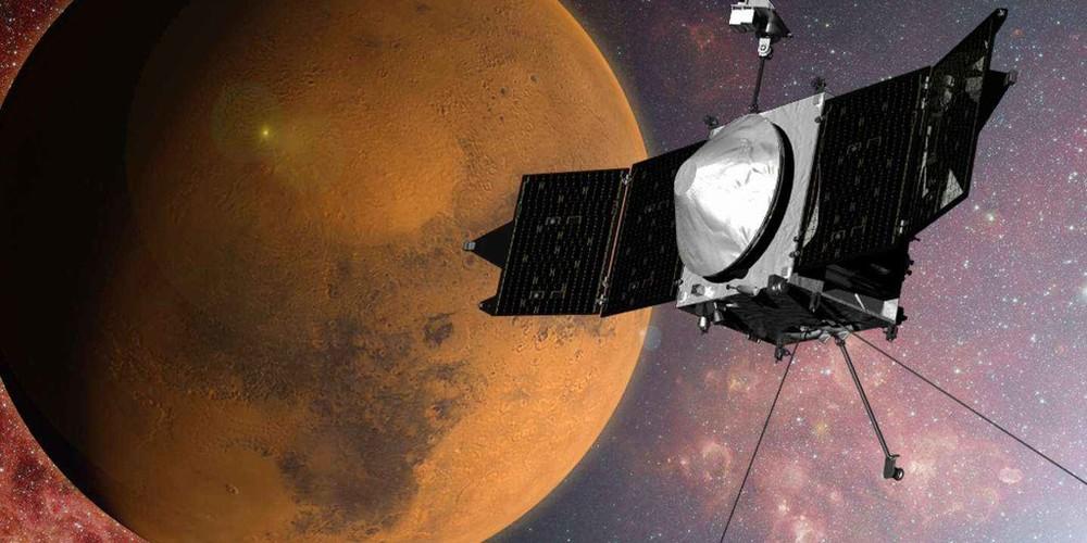 Dis Maven, on ira sur Mars ? Hein ?