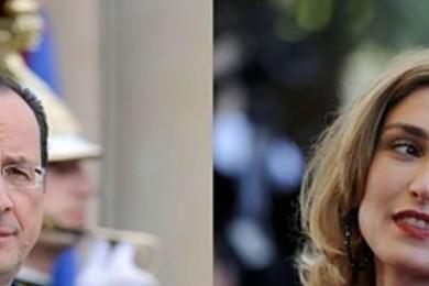 Quelle a été votre réaction à propos de l'histoire entre François Hollande et l'actrice Julie Gayet?