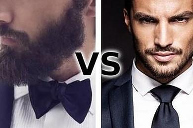 Vous préférez le nœud papillon ou la cravate?
