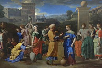 Si on vous dit que ce tableau de Nicolas Poussin fit scandale car aucun chameau n'y apparait...