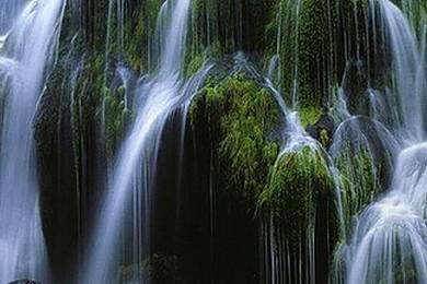 A votre humble avis, ou se trouve cette merveilleuse et incroyable cascade?