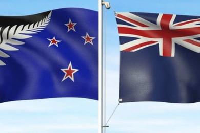 Vous êtes plutôt pour l'Union Jack ou la fougère? Les néo-zélandais ont voté.