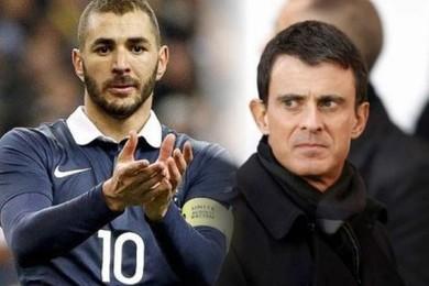 Benz benz benz ne dansera pas avec Valls pour les Bleus