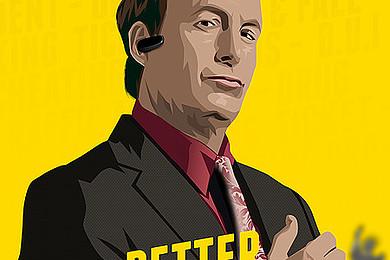 """Allez vous regarder la série """"Better call Saul""""?"""